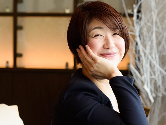尾崎 志津子